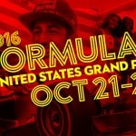 Eventbanner Grand Prix der USA 2016